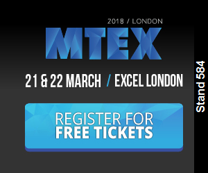 Come and visit Apteco at MTEX 2018