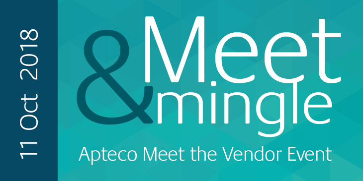 Apteco Meet the Vendor Event