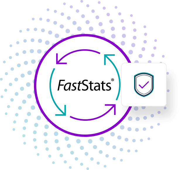 Following the sale of the business in 1998 to NCH Marketing Services, a management buyout retained the original FastStats® team and development was resumed.