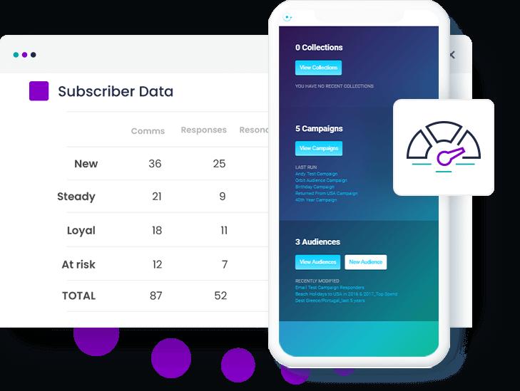 Customer information report example